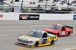 Grant Enfinger, ThorSport Racing, Toyota Tundra Champion/Camping World/Curb Records