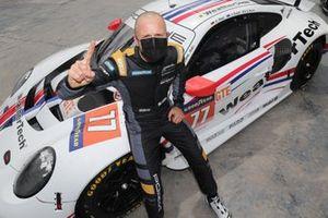 Pole sitter GTE, #77 Proton Competition Porsche 911 RSR - 19: Gianmaria Bruni