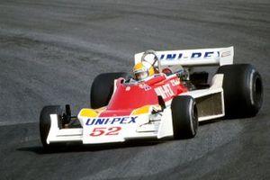Kazuyoshi Hoshino, Tyrrell 007