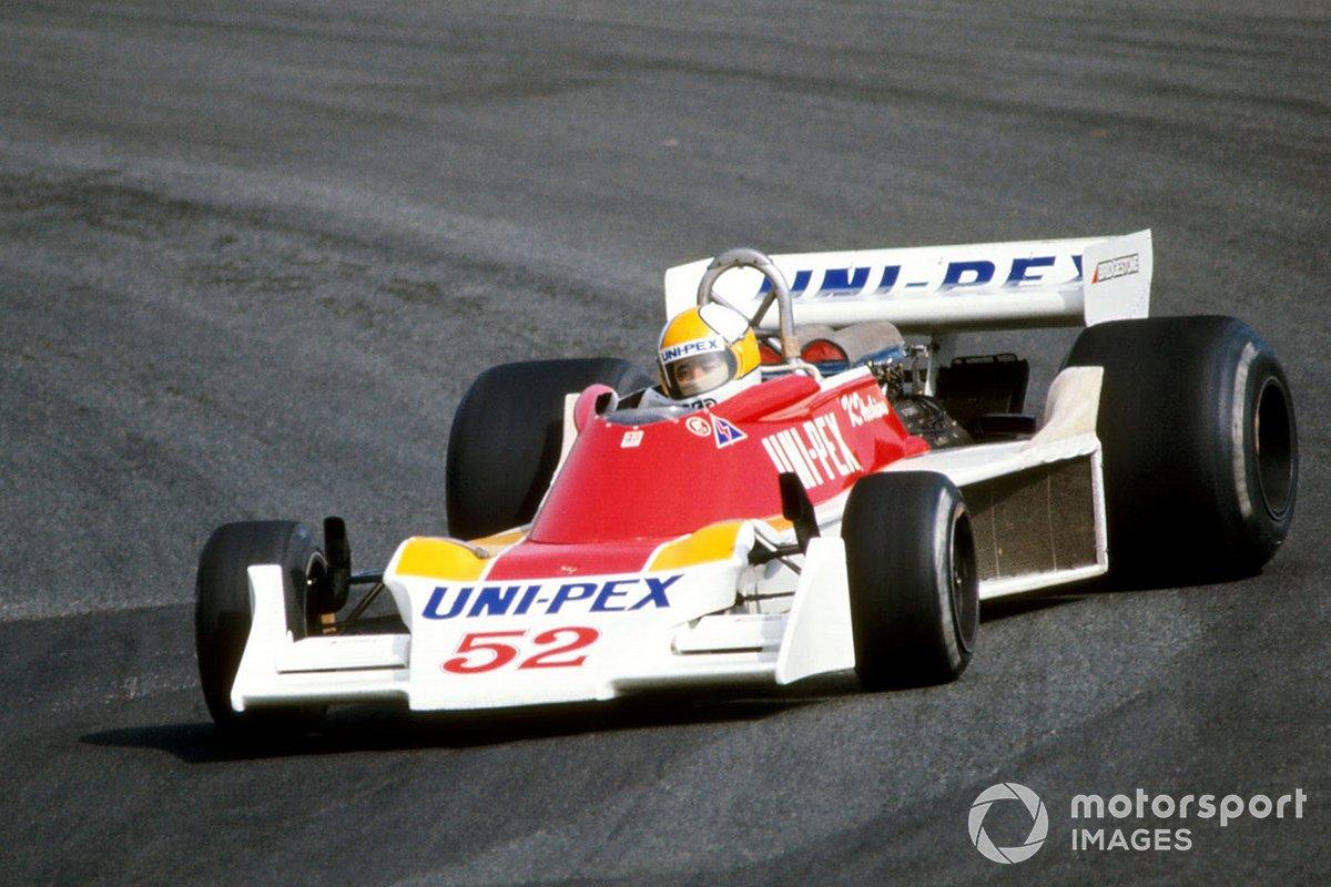 星野一義(1976年F1世界選手権イン・ジャパン)