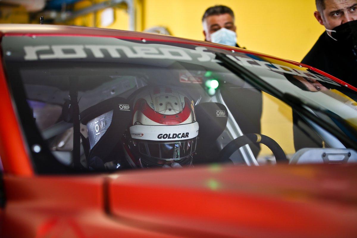 Stefano Coletti, Romeo Ferraris, Alfa Romeo Giulia ETCR