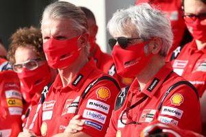 Paolo Ciabatti, Ducati Corse sportief directeur, Gigi Gigi Dall'Igna, Ducati Team algemeen manager
