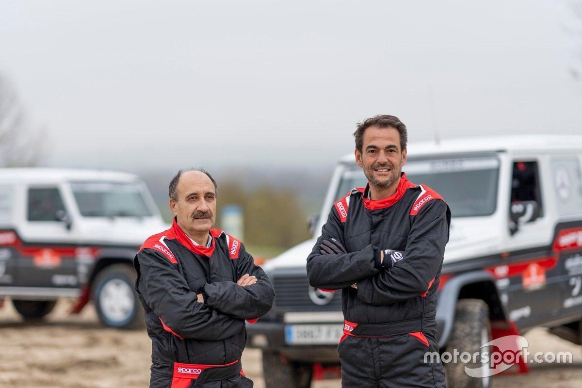 Carlos Vento, Juan Carlos Ramírez, RUMBOZERO