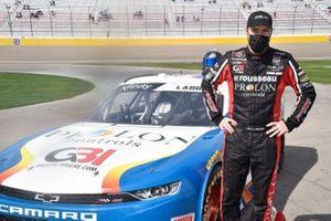 Alex Labbe, DGM Racing, Chevrolet Camaro Prolon Controls