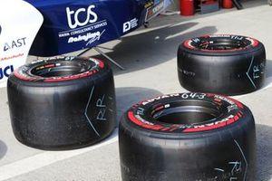 Yokohama Super Formula tyres