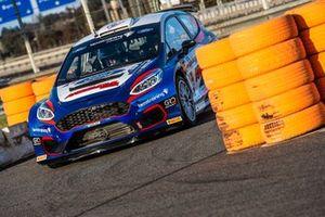 Jan Solans, Mauro Barreiro, Ford Fiesta R5 MkII