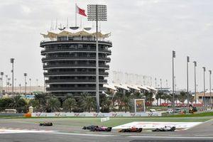 Roy Nissany, Trident, Jehan Daruvala, Carlin and Nikita Mazepin, Hitech Grand Prix