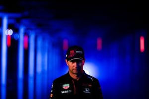 Sergio Perez, Red Bull Racing