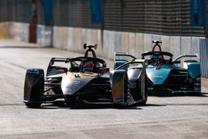 Jean-Eric Vergne, DS Techeetah, DS E-Tense FE20, Mitch Evans, Panasonic Jaguar Racing, Jaguar I-Type 5