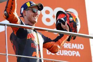 Third place Pol Espargaro, Red Bull KTM Factory Racing