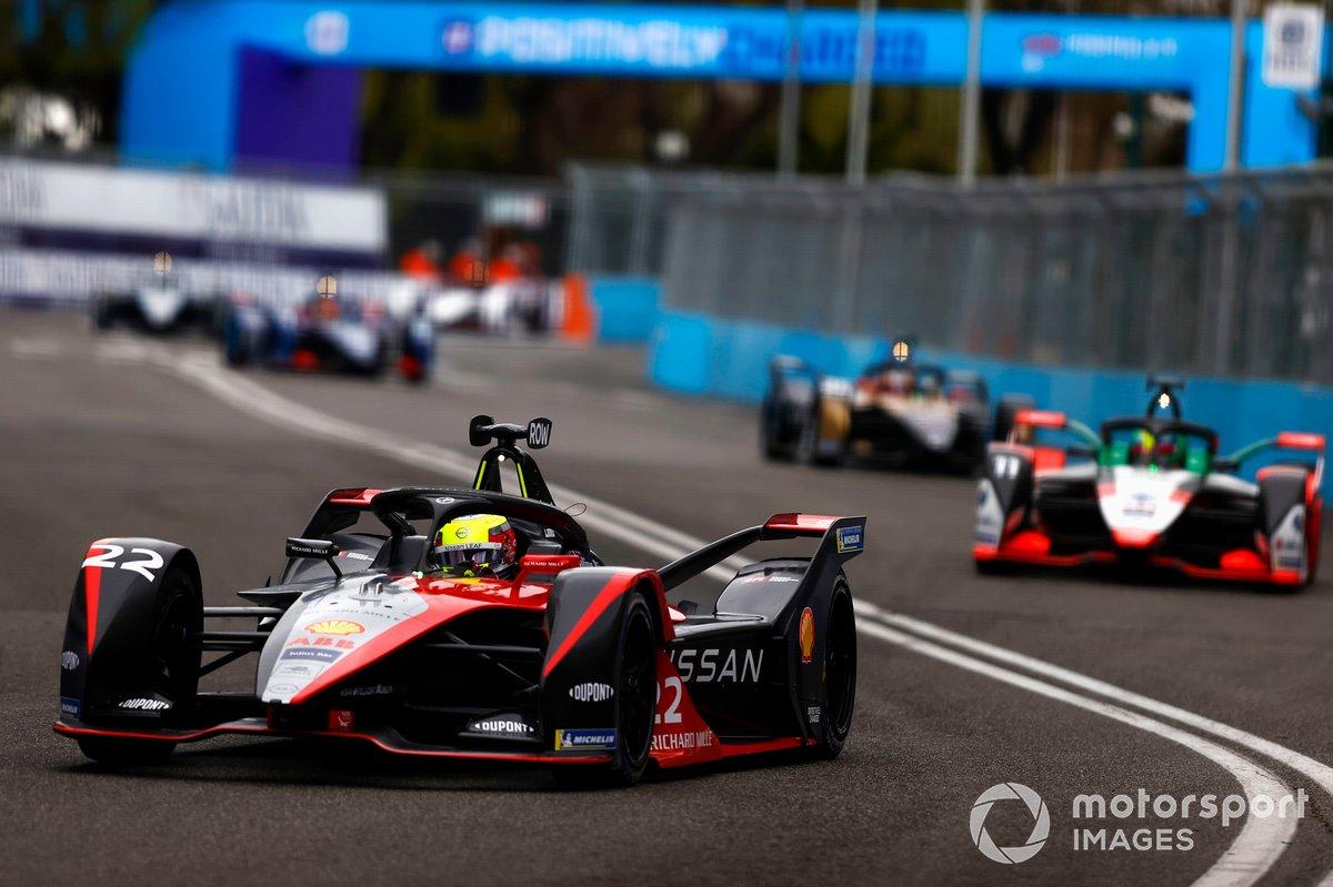 Oliver Rowland, Nissan e.Dams, Nissan IMO2, Lucas Di Grassi, Audi Sport ABT Schaeffler, Audi e-tron FE07