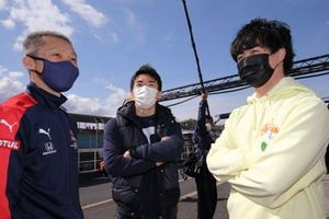 Ukyo Sasahara, Toshiki Oyu, #16 Red Bull MOTUL MUGEN NSX-GT