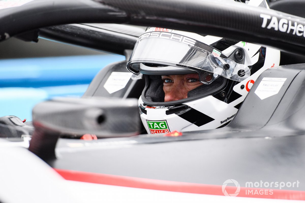 Andre Lotterer, Tag Heuer Porsche