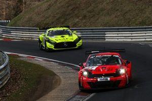 #57 Porsche 991 GT3 Cup MR: Paul Harkema, Niels Langeveld