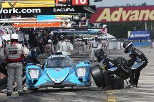 #18 Era Motorsport ORECA LMP2 07: Ryan Dalziel, Kyle Tilley, Dwight Merriman