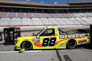 Matt Crafton, ThorSport Racing, Toyota Tundra Flex Seal/Menards