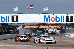 #96 Turner Motorsport BMW M6 GT3, GTD: Bill Auberlen, Robby Foley, Aidan Read