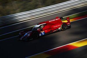 #1 Richard Mille Racing Team Oreca 07 - Gibson: Tatiana Calderón, Sophia Floersch, Beitske Visser