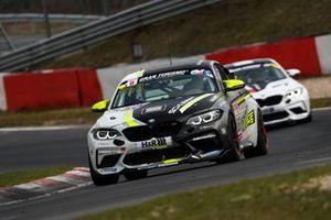 #850 Schubert Motorsport BMW M2 CS Racing: Torsten Schubert, Michael Von Zabiensky, Marcel Lenerz