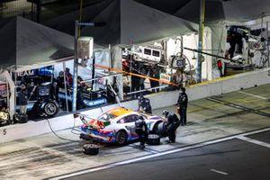 #64 TeamTGM Porsche 911 GT3R, GTD: Ted Giovanis, Owen Trinkler, Hugh Plumb, Matt Plumb