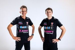 Warren Luff and Bryce Fullwood, Walkinshaw Andretti United