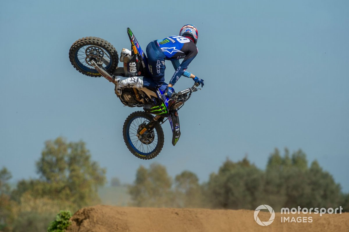 Ben Watson, Monster Energy Yamaha Factory Racing