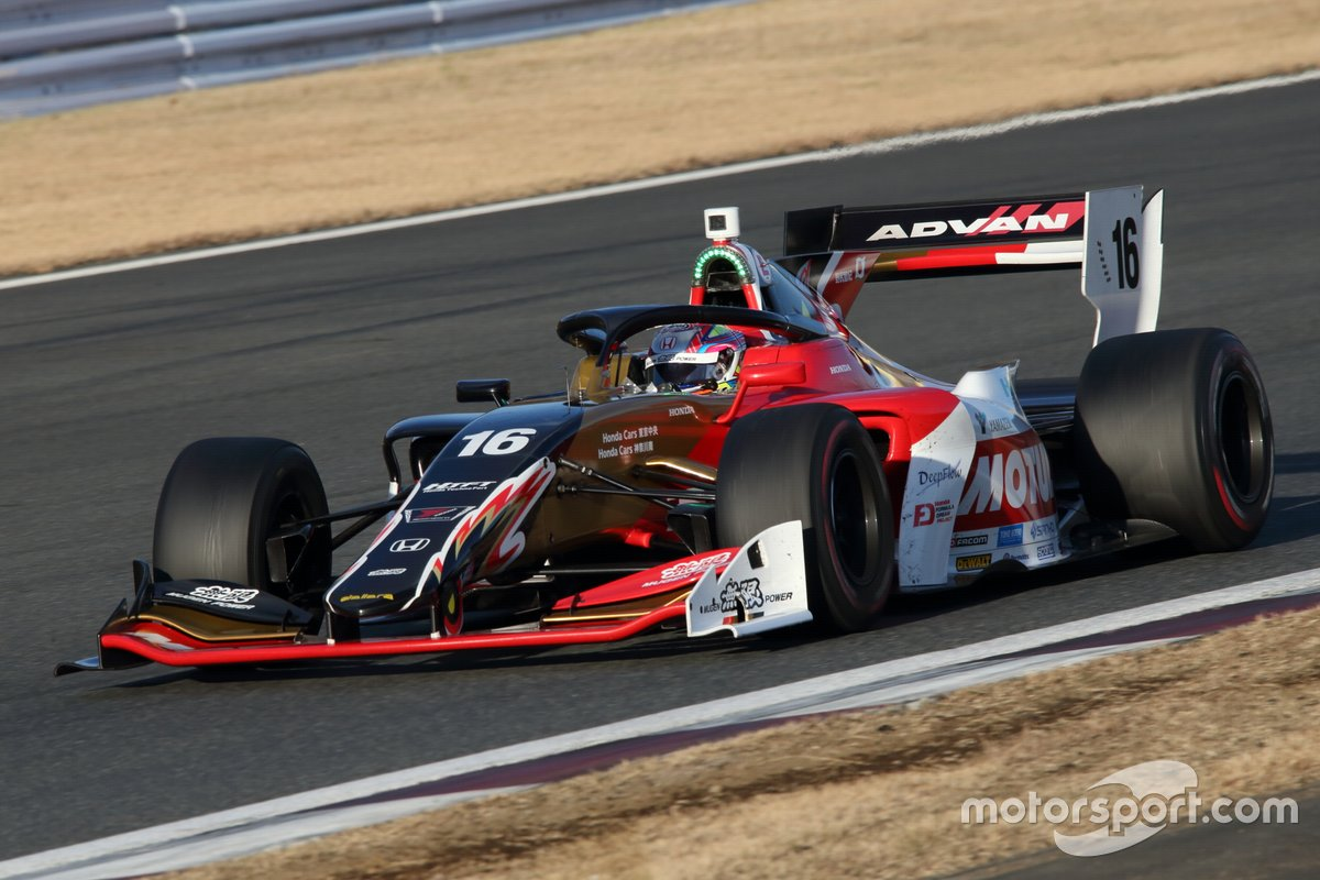 Team Mugen Dallara SF19: Tomoki Nojiri (2020)