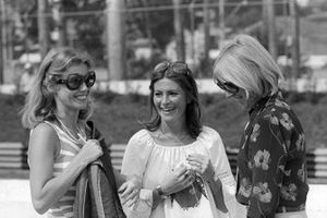 Barbro Peterson with Pam Scheckter and Norah Tyrrell