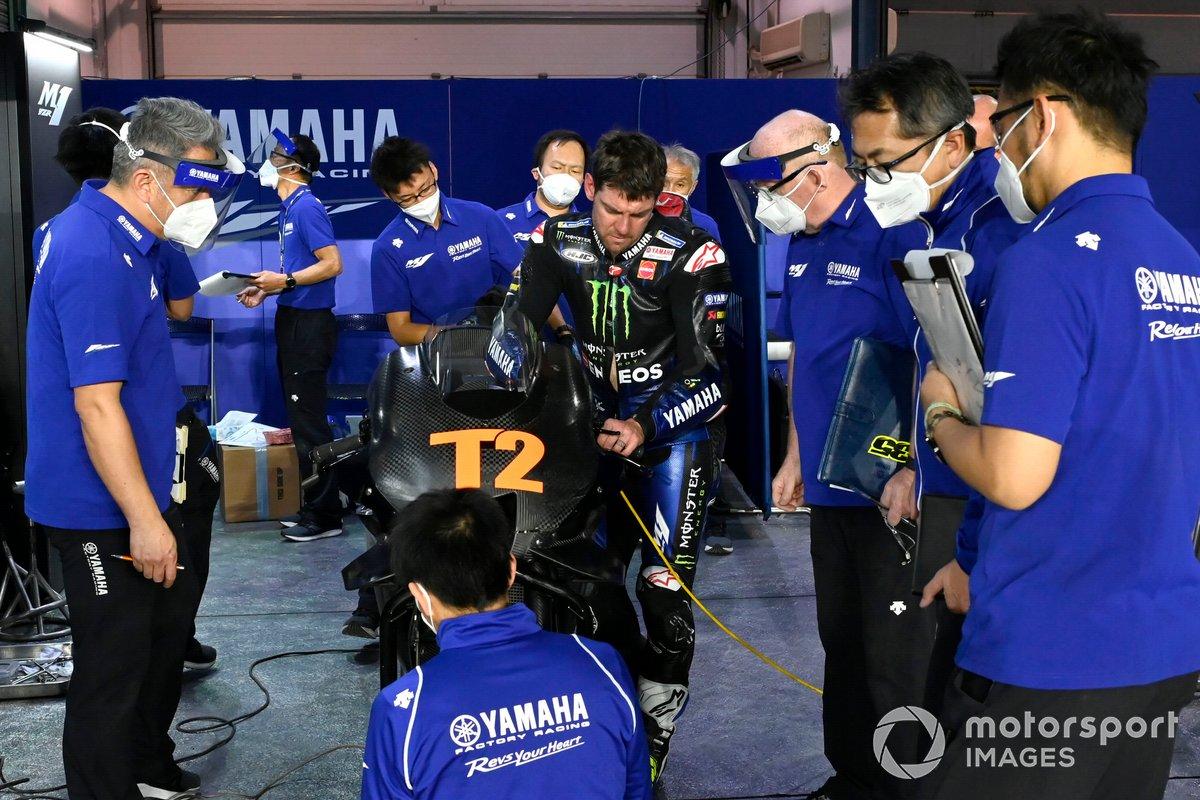 Fotostrecke: Technik beim MotoGP-Test 2021 in Losail (Katar)