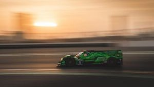 #5 Phoenix Racing - Matthias Kaiser, Simon Trummer, Nicki Thiim, Oreca 07-Gibson