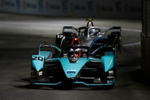 Mitch Evans, Panasonic Jaguar Racing, Jaguar I-Type 5, Nyck de Vries, Mercedes Benz EQ, EQ Silver Arrow 02