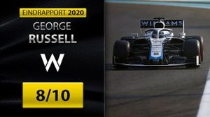 Eindrapport Formule 1 2020: George Russell, Williams