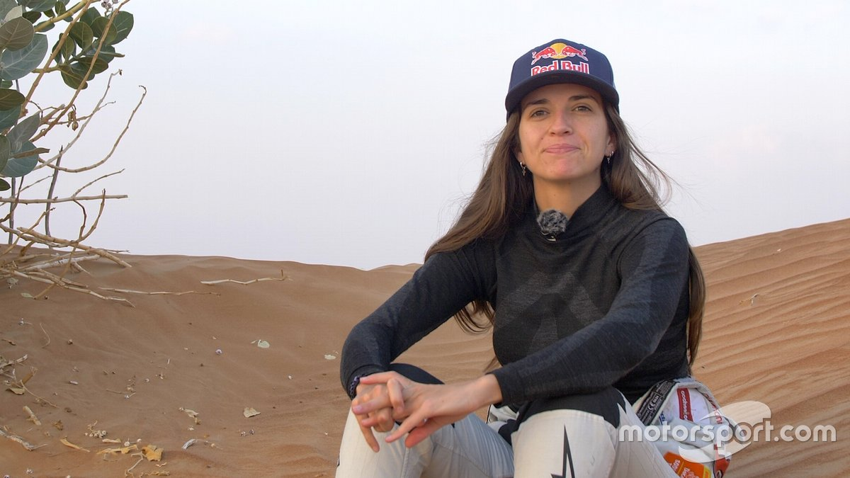 Cristina Gutiérrez, Red Bull Off Road Junior Team