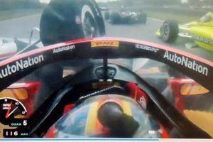 A bordo screenshot Ryan Hunter-Reay, Andretti Motorsport