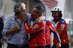 Paulo Campinoto, Pramac Racing, Francesco Guidotti, Pramac Racing