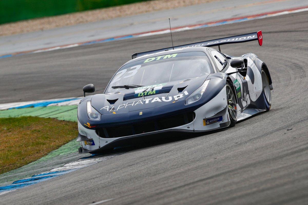 Alexander Albon, AF Corse, Ferrari 488 GT3 Evo