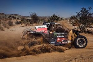 #406 Monster Energy Can-Am: Aron Domzala, Maciej Marton