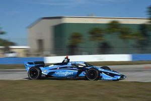 Max Chilton, Carlin Racing Chevrolet