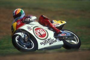 Kevin Magee, Suzuki