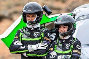 Stephane Sarrazin, Jamie Chadwick, Veloce Racing