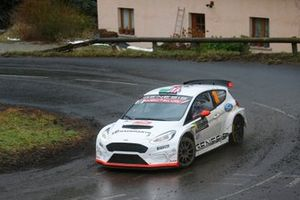 Tom Williams, Giorgia Ascalone, Ford Fiesta Rally2