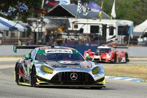 #28: Alegra Motorsports Mercedes-AMG GT3, GTD: Billy Johnson, Michael de Quesada, Daniel Morad
