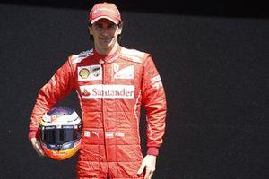 Pedro De La Rosa, Ferrari test driver