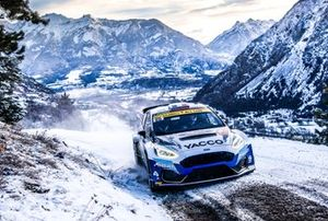 Adrien Fourmaux, Renaud Jamoul, M-Sport Ford WRT Ford Fiesta Rally2