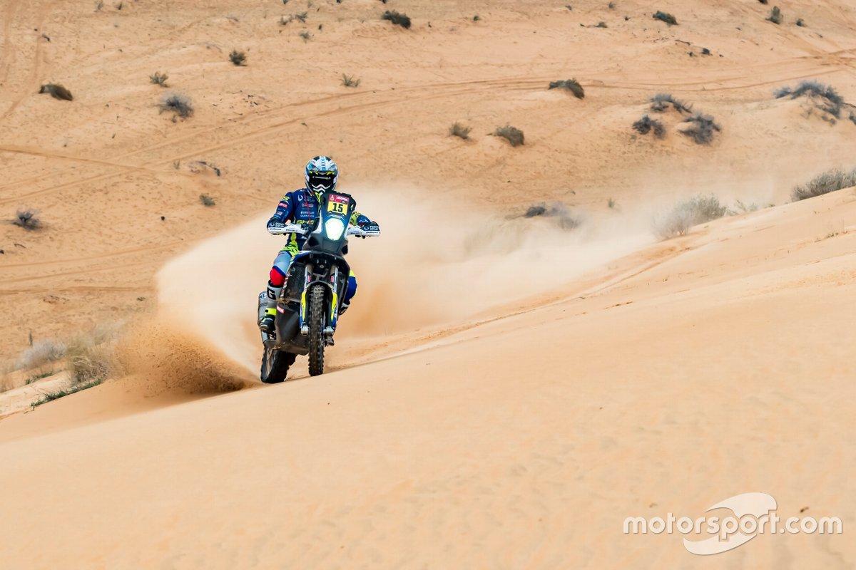 #15 Sherco Racing: Lorenzo Santolino