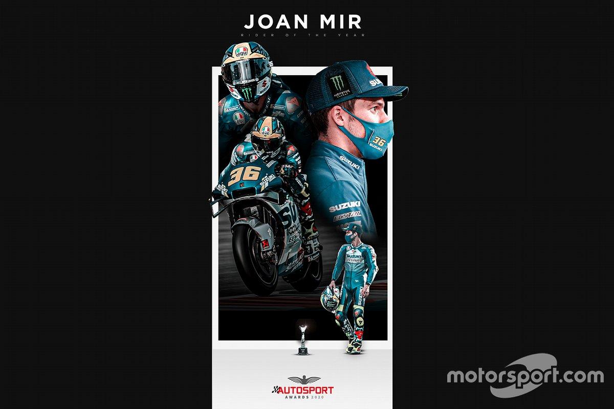 Joan Mir Autosport Awards