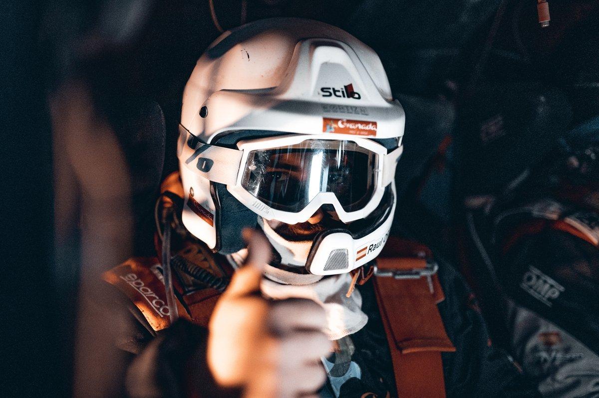 #448 FN Speed - Automotor 4x4 Can-Am: Raul Ortiz