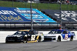 Josh Bilicki, Rick Ware Racing, Ford Mustang et James Davison, Rick Ware Racing, Chevrolet Camaro