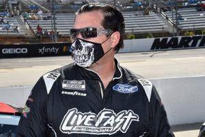B.J. McLeod, Live Fast Motorsports, Ford Mustang CorvetteParts.net