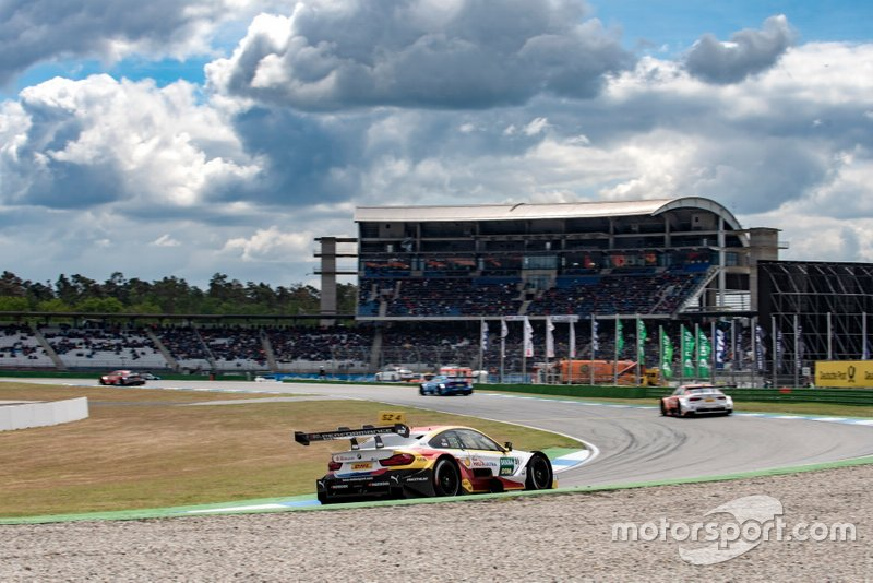 El DTM cambió la sede de su pretemporada. Tras el brote en Italia, de Monza pasaron a hacerla en Hockenheim... a puerta cerrada